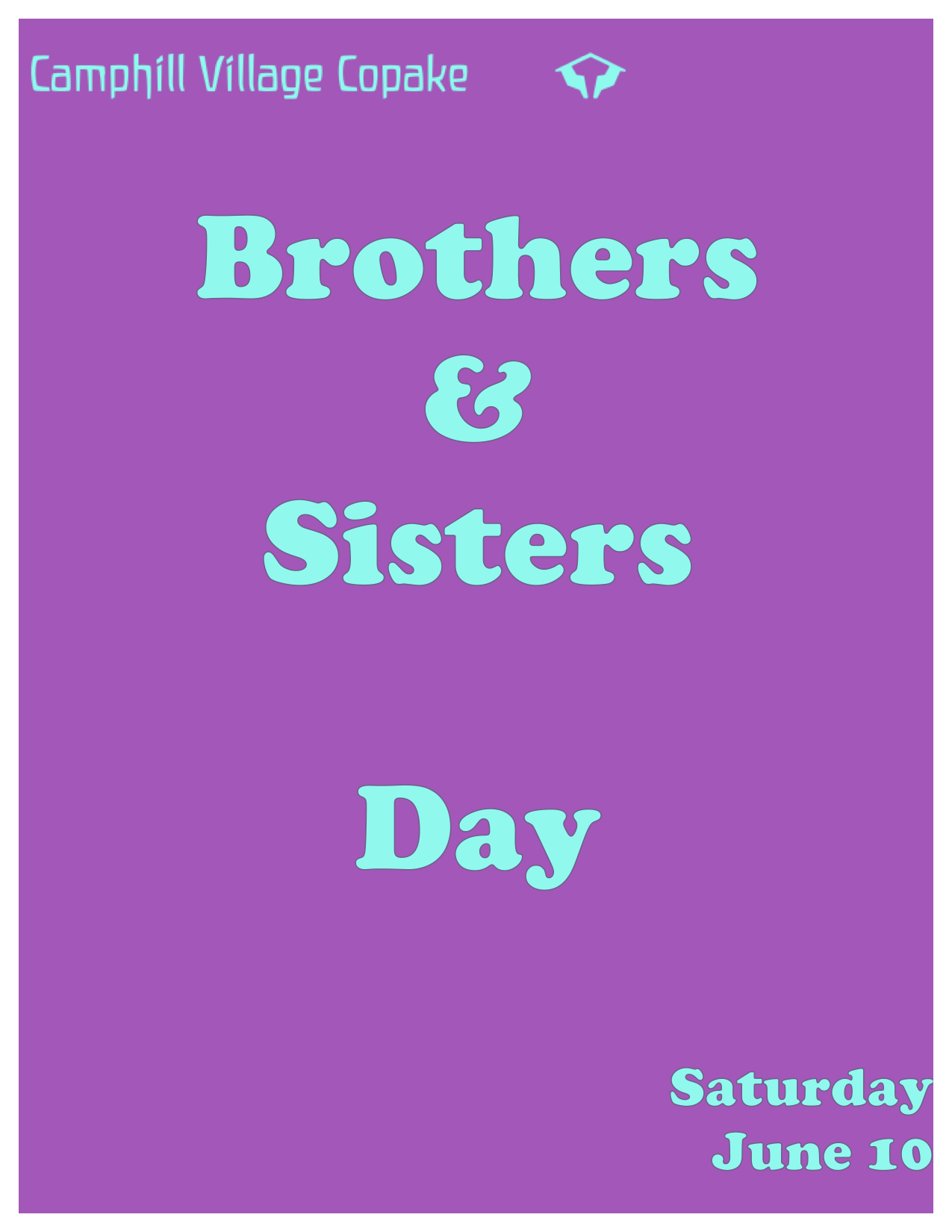 Brothers & Sisters Day